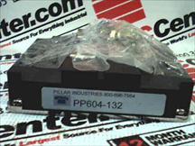 PILLAR TECHNOLOGIES PP604-132