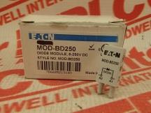 POWERWARE CORP MOD-BD250