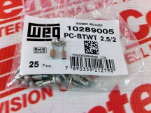 WEG PC-BTWT-2.5/2