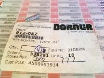 DORNER 912-052