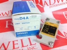 OMRON D4A-0000