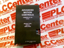 ADVANCED MOTION CONTROLS 30A20ACR