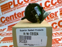 SUPERIOR RADIANT PRODUCTS CE024