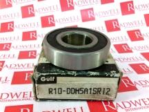 GULF BEARING R10-DDM5A1SR12