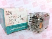 POTTER & BRUMFIELD KRP-14DG-12