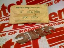 ECONOMY FUSE ELN-200