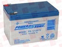 POWER SONIC PS12120-F2