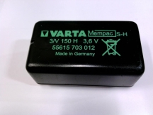 VARTA BATTERIES 3V150HPC
