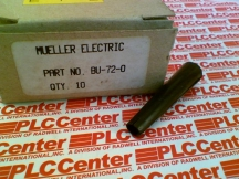 MUELLER ELECTRIC BU-72-0