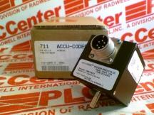 ACCU CODER 711-1200-S-S-4-S-S-N