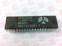 ROCKWELL SEMICONDUCTOR SYSTEMS R65C02P4