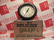 HELICOID 430-4-1/2-FL-BK-W-30/200