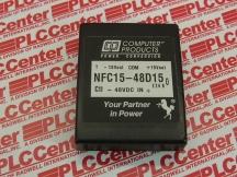 ARTESYN TECHNOLOGIES NFC15-48D15