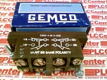 AMETEK GEMCO 1950-4-B-A-DO