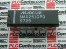 MAXIM INTEGRATED PRODUCTS IC251CPD