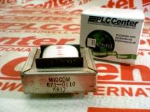 MIDCOM 671-0110