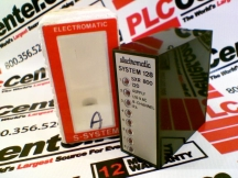 ELECTROMATIC SXR-800
