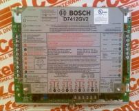 RADIONICS INC D7412GV2