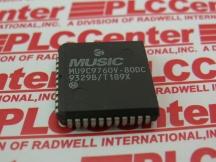 MUSIC SEMICONDUCTORS MU9C9760V80DC