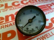 ASHCROFT 1000-1005-1/2-30