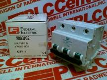 FEDERAL ELECTRIC HBA3P32