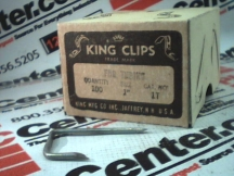 KING MFG CO 1T