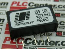 POWER CONVERTIBLES HPR105