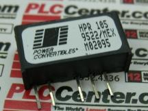 POWER CONVERTIBLES HPR105