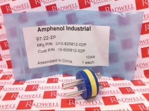 AMPHENOL 97-22-2P