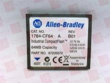ALLEN BRADLEY 1784-CF64