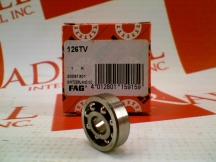 FAG BEARING 126TV