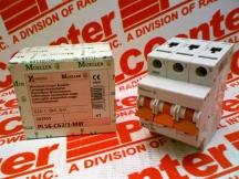 MOELLER ELECTRIC PLS6-C63/3-MW