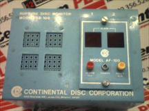 CONTINENTAL DISC SB-100-0220