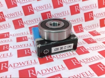 AXIS BEARING 6300-2RS-C3-EMQ