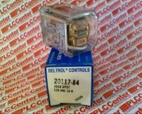 DELTROL CORP VALVES 20117-84