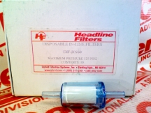 HEADLINE FILTERS DIF-BN60