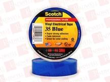 SCOTCH 35-BLUE-1/2