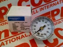 ASHCROFT 15W-1005-H-01B-100