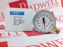 ASHCROFT 25W-1005-H-02L-100