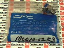 CPC INTELLIGENT FLUID COUPLING MCD10-02K3