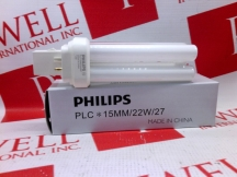 THOMAS IND LIGHTING PLC15MM/22W/27