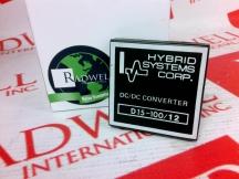 HYBRID SYSTEMS D15-100-12