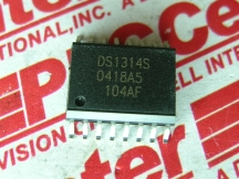 MAXIM INTEGRATED PRODUCTS DS1314S