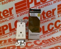 COOPER WIRING DEVICES TR1107W