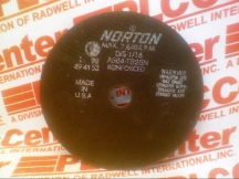 NORTON ABRASIVES A364-TB25N