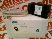 CONTROL SOLUTIONS MTX002