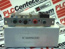 GE FANUC IC3600SGDD1