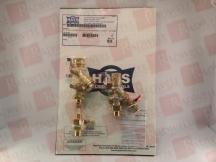 HAYS FLUID CONTROL 2431-52.OOYSF43XX44XX
