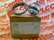 ENCODER PRODUCTS 755A-07-S-3600-R-HV-1-S-S-N