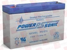 POWER SONIC PS-670